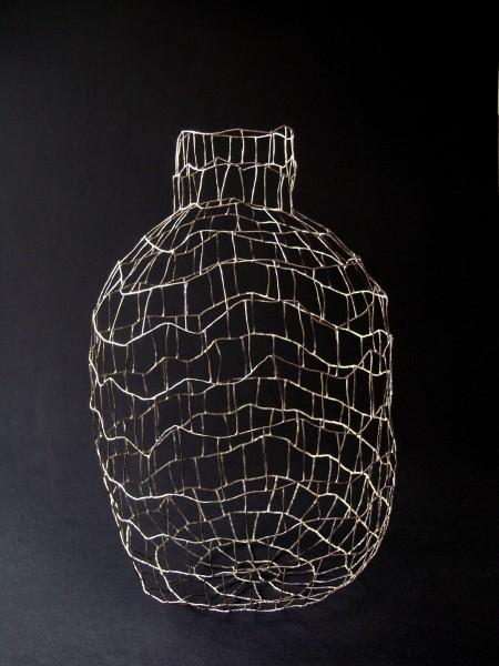 vessel, silver